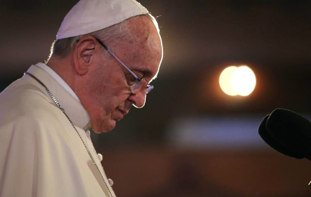 Pope: Gender Theory 'Exact Opposite' Of God's Will Promo Image