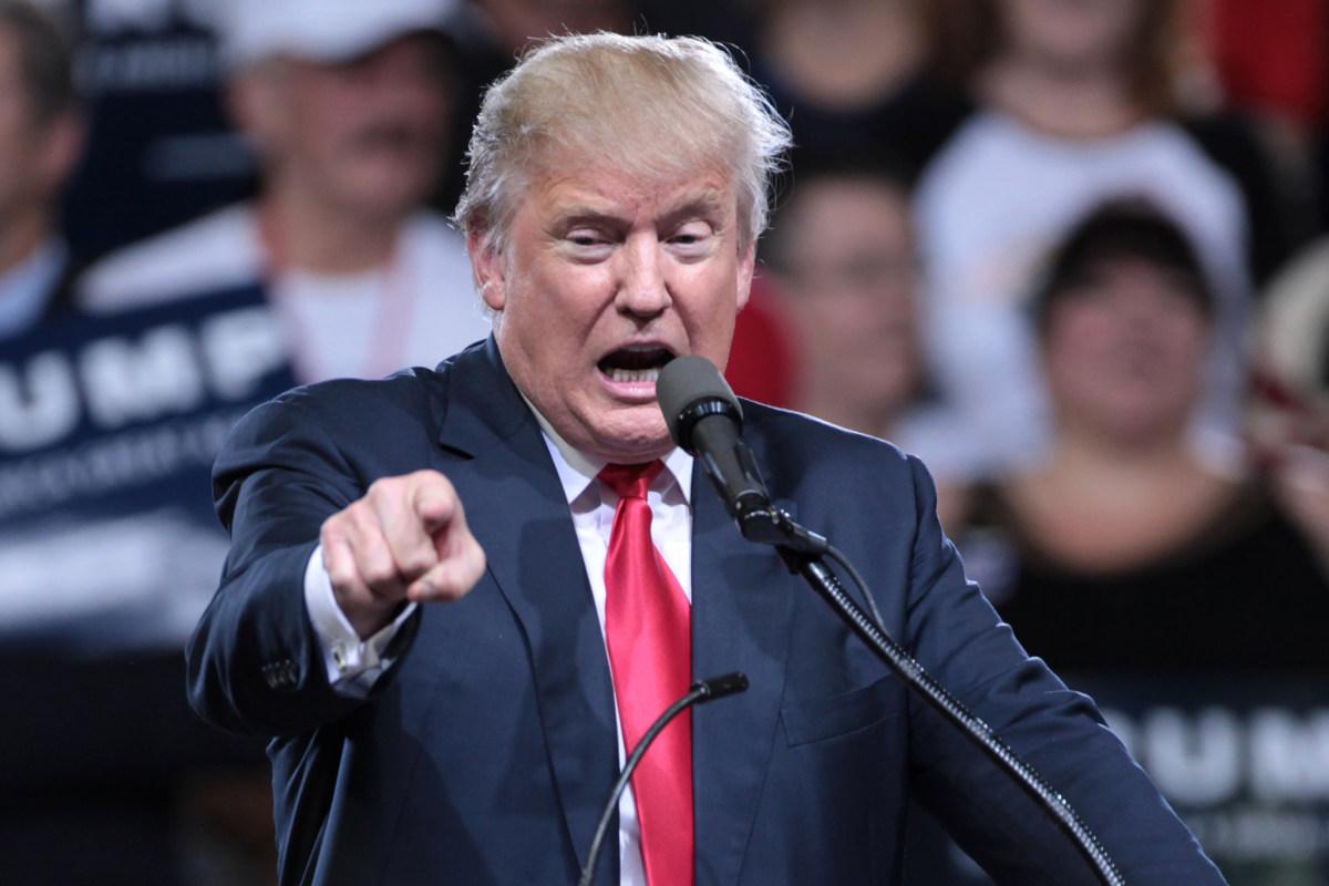 Trump On Health Care Defeat: Change Senate Rules Promo Image