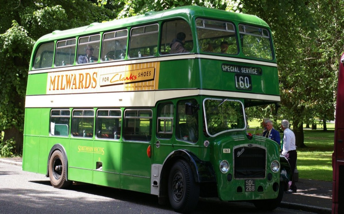 Double-Decker Tour Bus Flips Down Hillside (Video) Promo Image