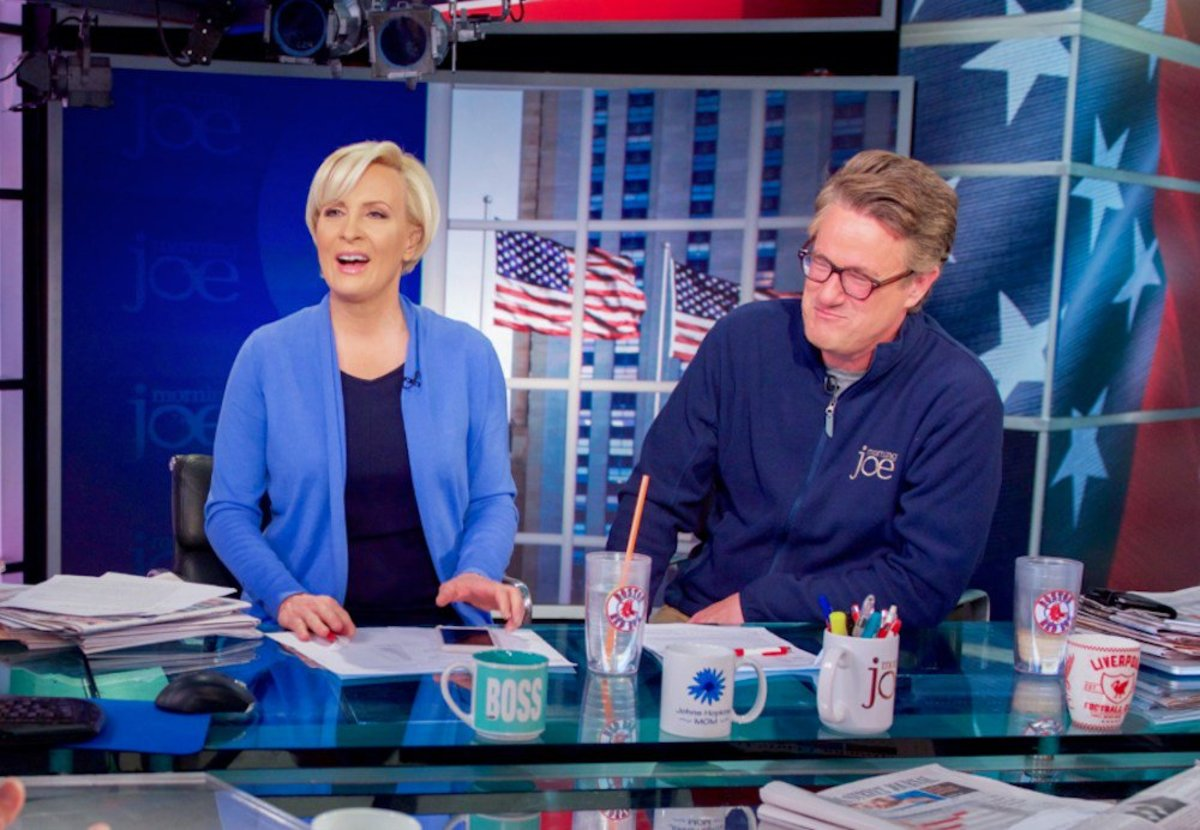 'Morning Joe' Host Calls Trump A 'Mouthbreather' Promo Image