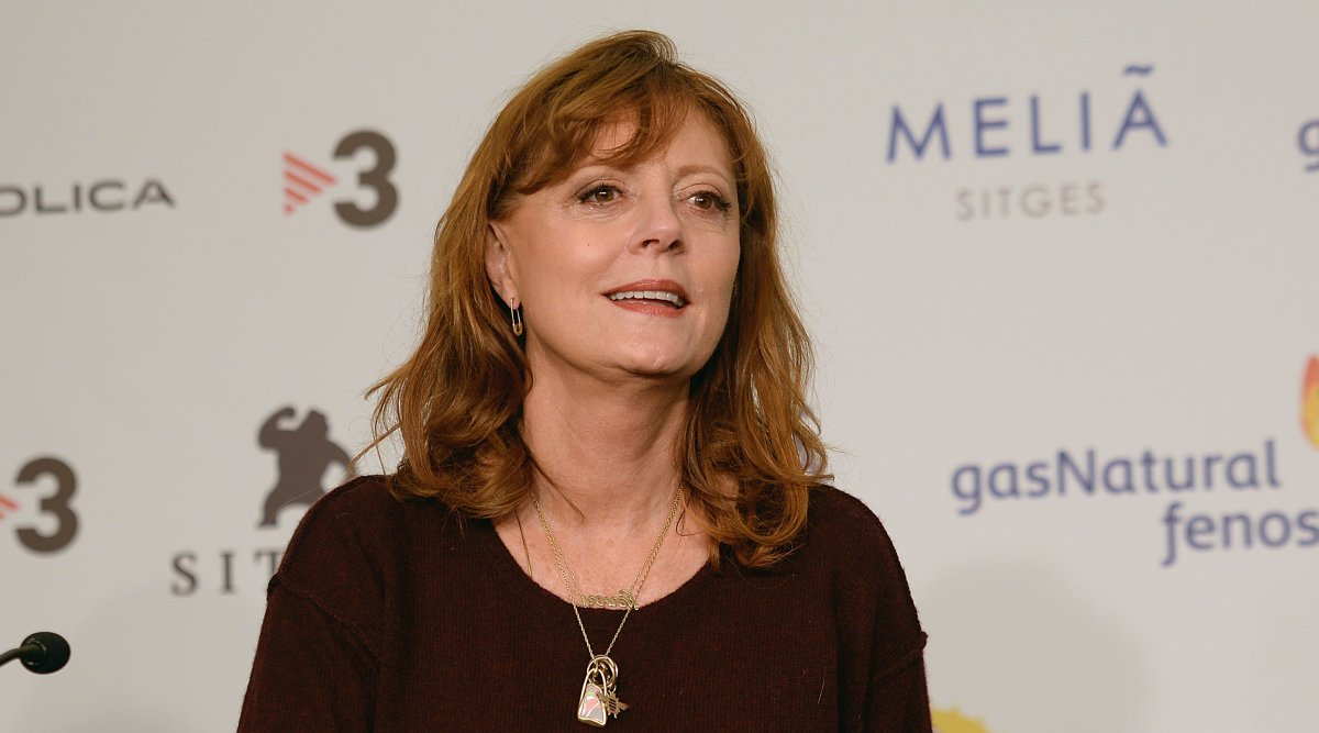 Susan Sarandon: Clinton Supporters Sent Me Rape Threats Promo Image