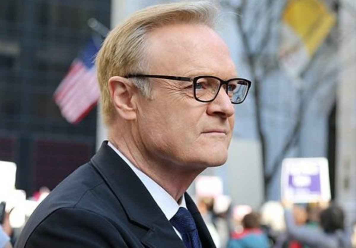 Lawrence O'Donnell Loses It In Profane Rant (Video) Promo Image