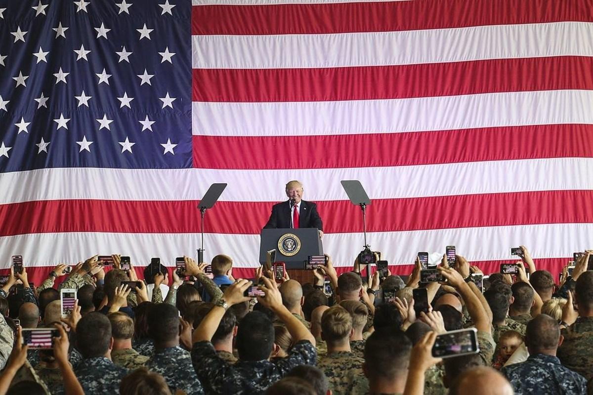Poll: Majority Thinks Media Is Too Harsh On Trump Promo Image