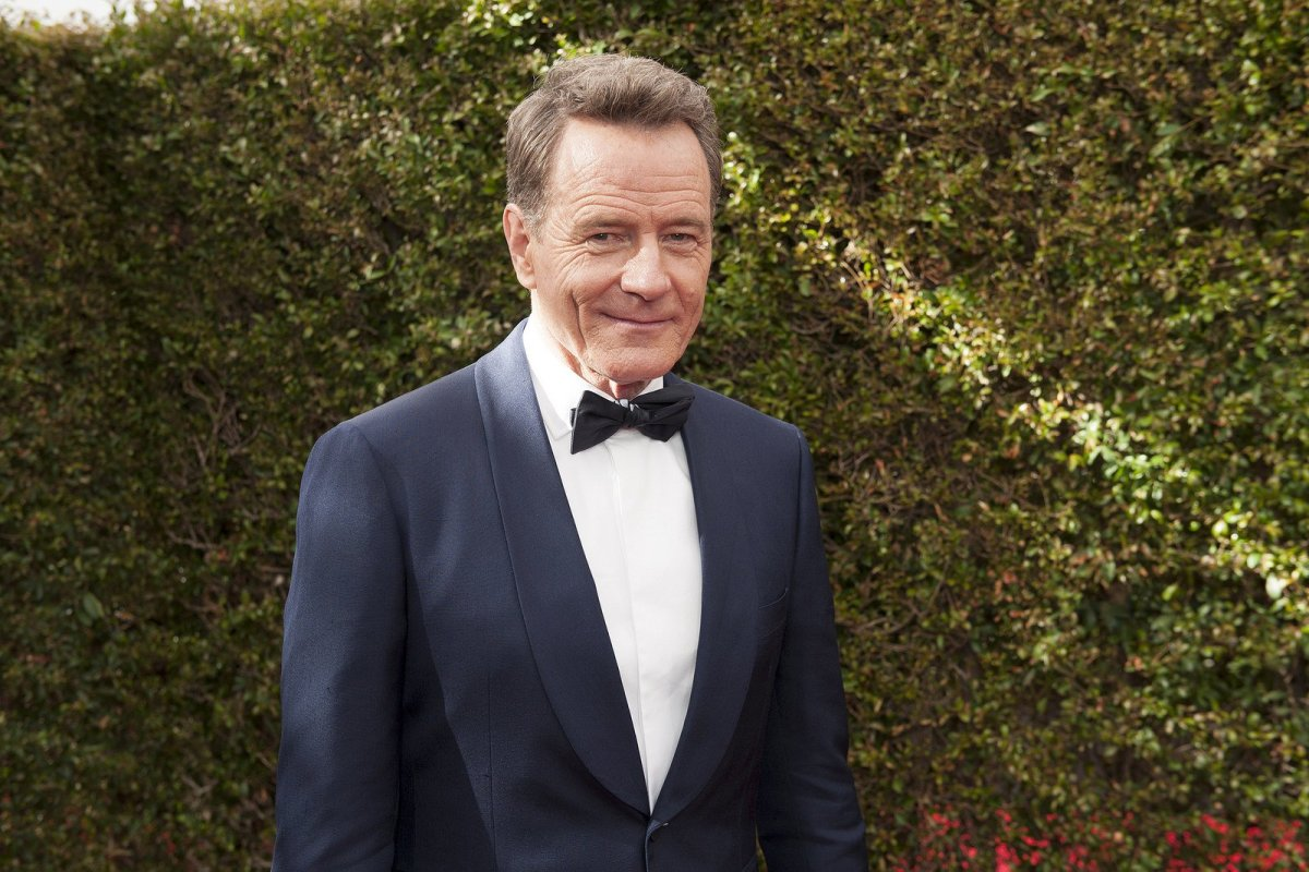 Bryan Cranston: 'F**k You' If You Want Trump To Fail Promo Image