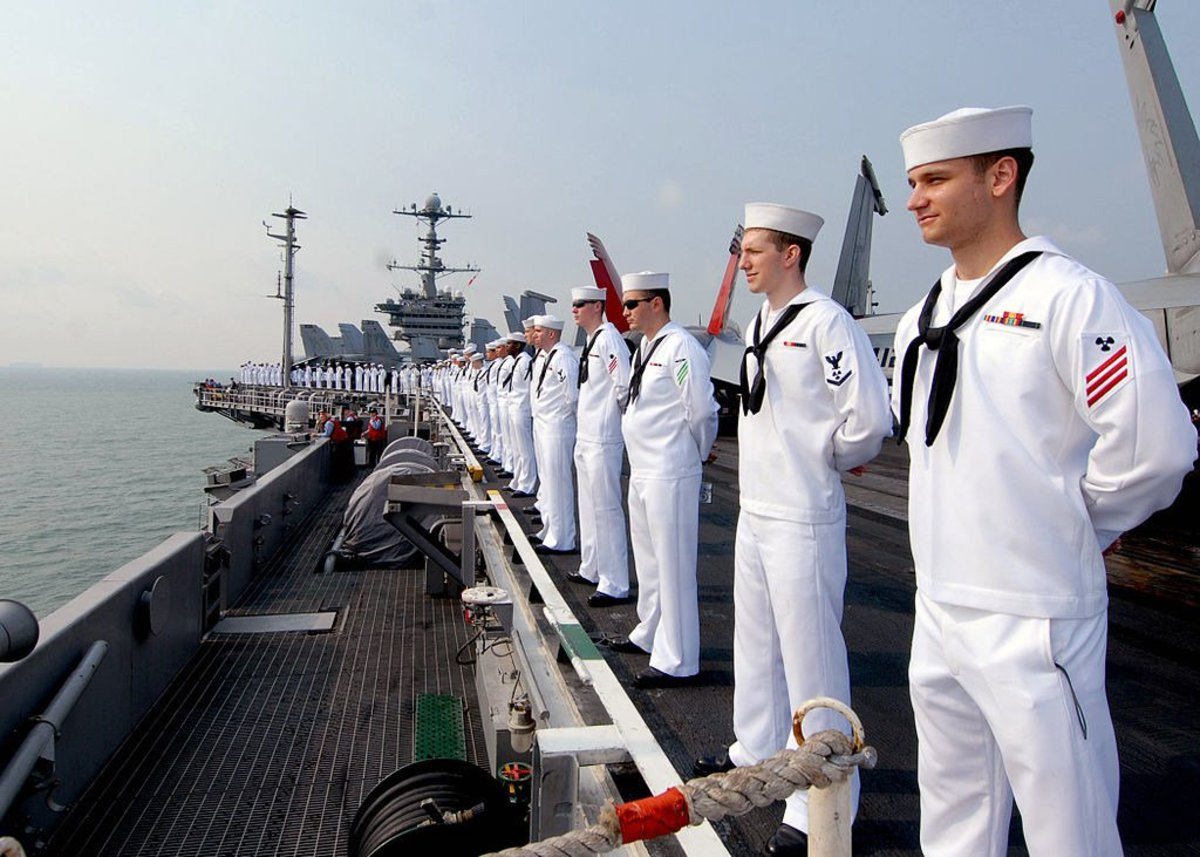 Navy Secretary: Any Patriot Should Be Allowed To Serve Promo Image