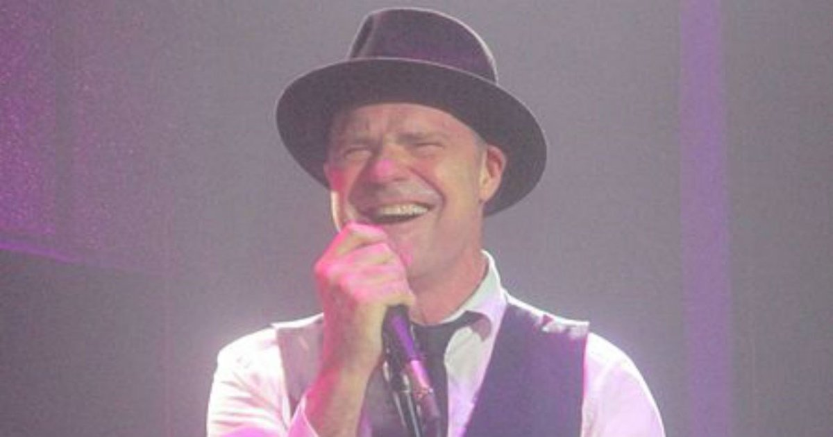 Tragically Hip Frontman Gord Downie Dead At 53 Promo Image