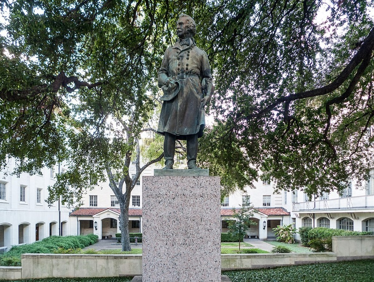 Sons Of Confederacy Sues University Over Statue Removal Promo Image