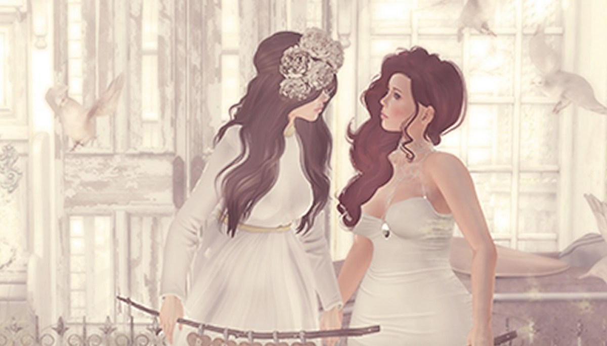 Christian Bridal Shop Denies Lesbian Wedding Dress Promo Image