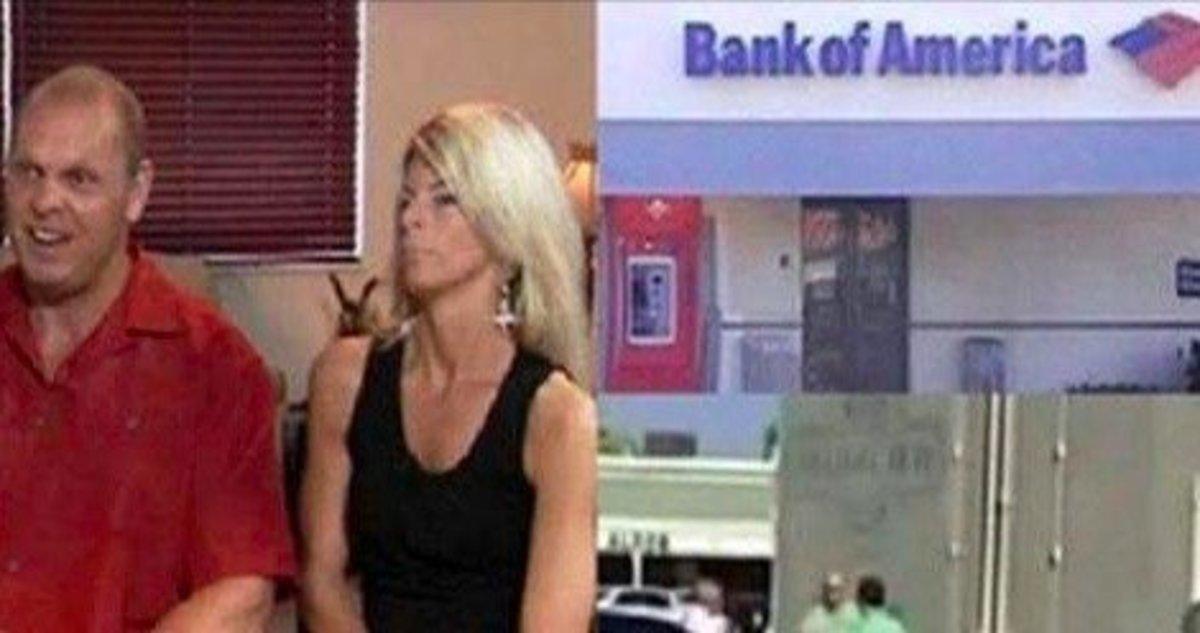 Married Couple Beats Bank Of America At Its Own Game (Video) Promo Image