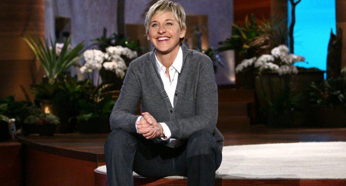 Ellen DeGeneres Talks About Her Father's Death (Video) Promo Image