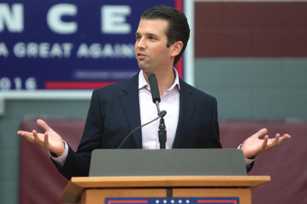 Report: White House Aides Slam Donald Trump Jr. 'Idiot' Promo Image