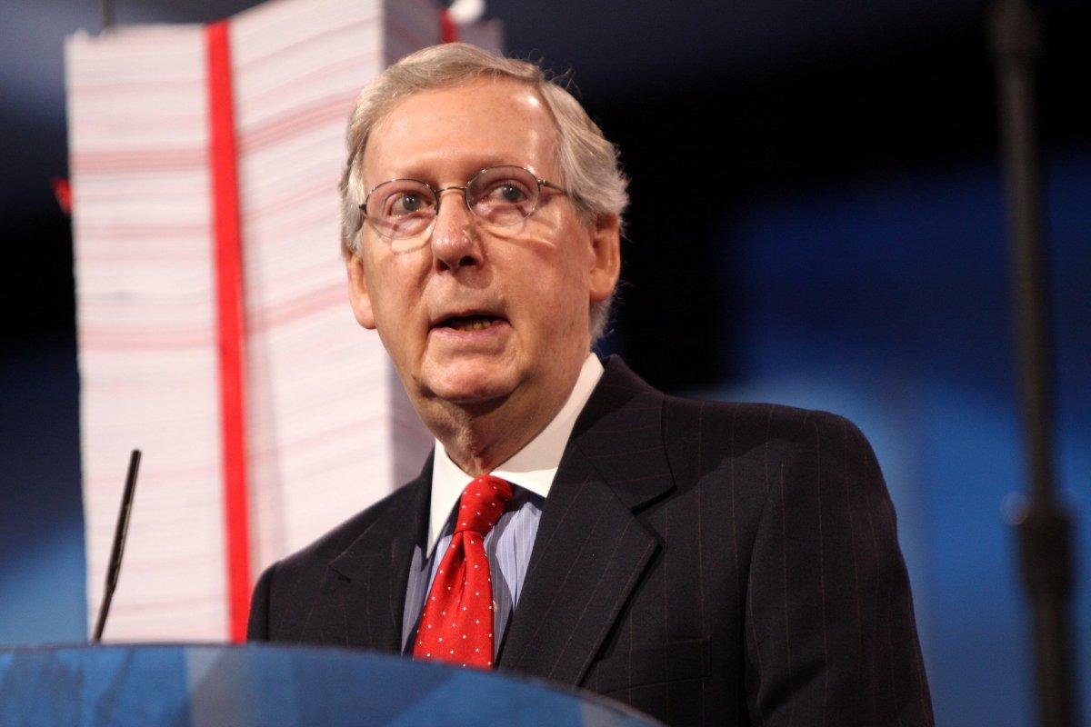 Senate Republicans Advance Budget For Tax Cuts Promo Image