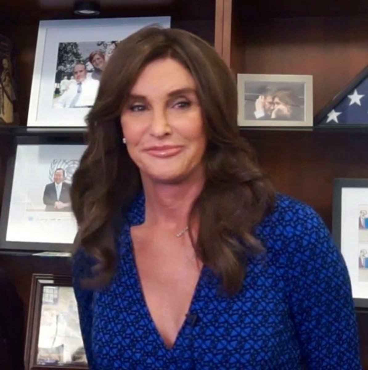 Caitlyn Jenner Reportedly Banned From Kylie's Delivery Promo Image