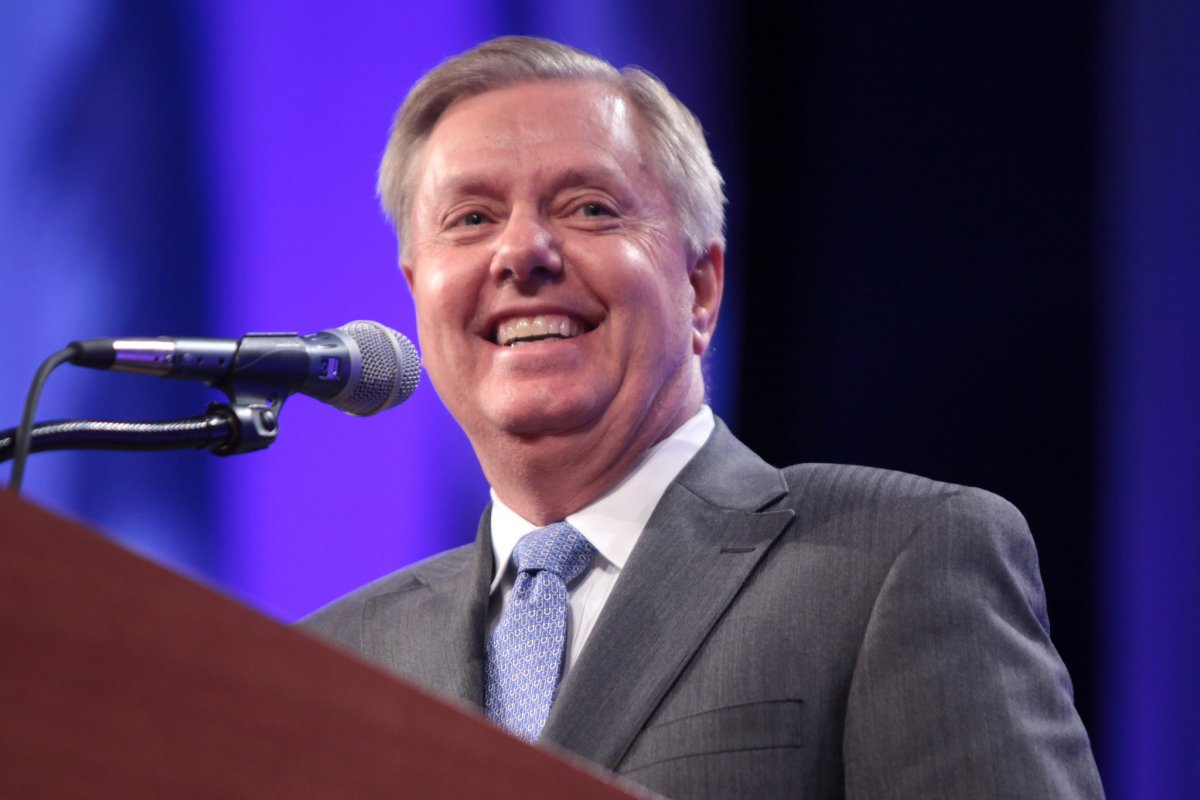 Graham, Trump Feud Over Charlottesville Comments Promo Image