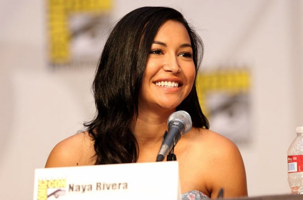 'Glee' Actress Naya Rivera Busted For Domestic Violence (Video) Promo Image