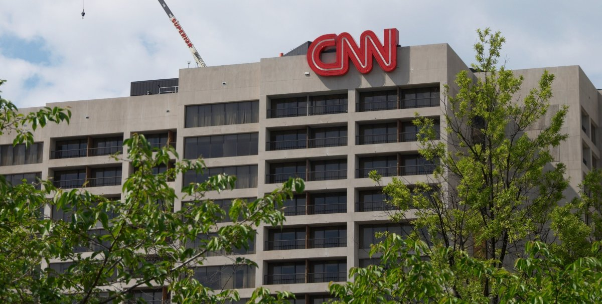 Protesters Interrupt CNN Terror Attack Coverage Promo Image