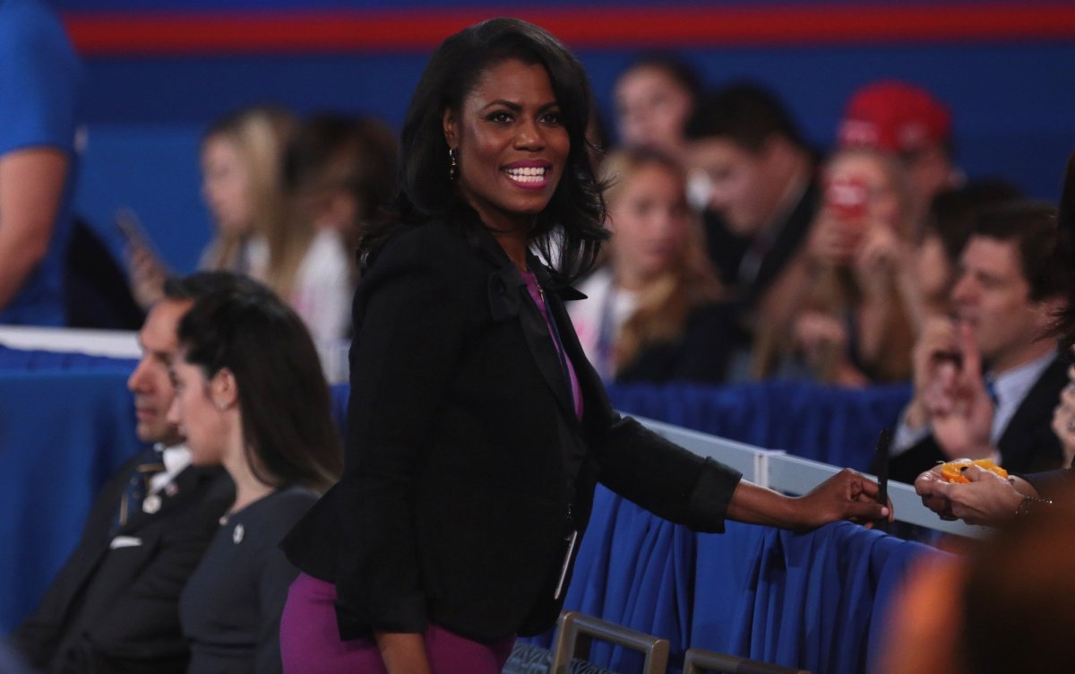 Omarosa: I Saw 'Uncomfortable' Things In White House Promo Image