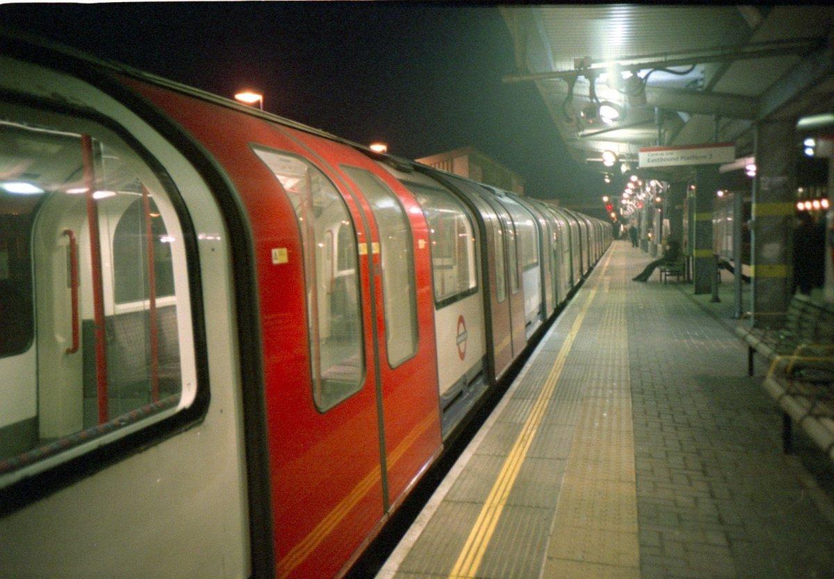 Explosion In London Under Investigation (Photo) Promo Image