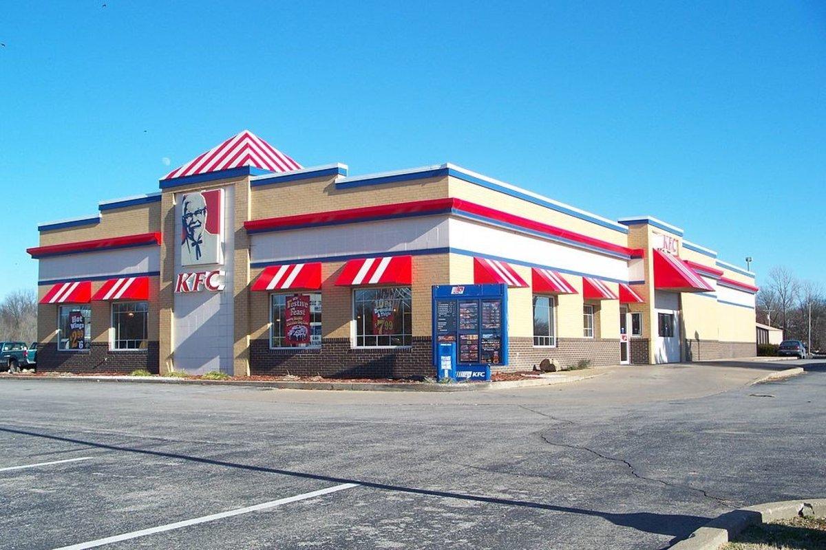 Inspired By Trump Tweet, KFC Mocks McDonald's Promo Image