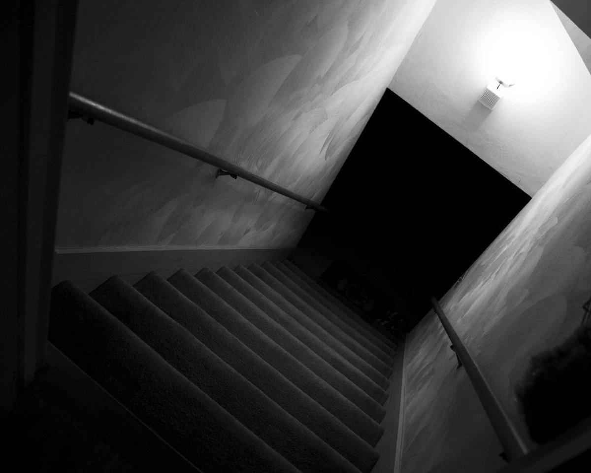 Woman Kills Husband, Hides Body In Basement Closet Promo Image