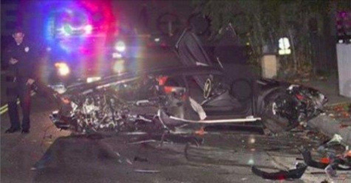 Ambulance Arrives At Scene Of Horrific Car Crash, People Realize It Belongs To Famous Celebrity Promo Image