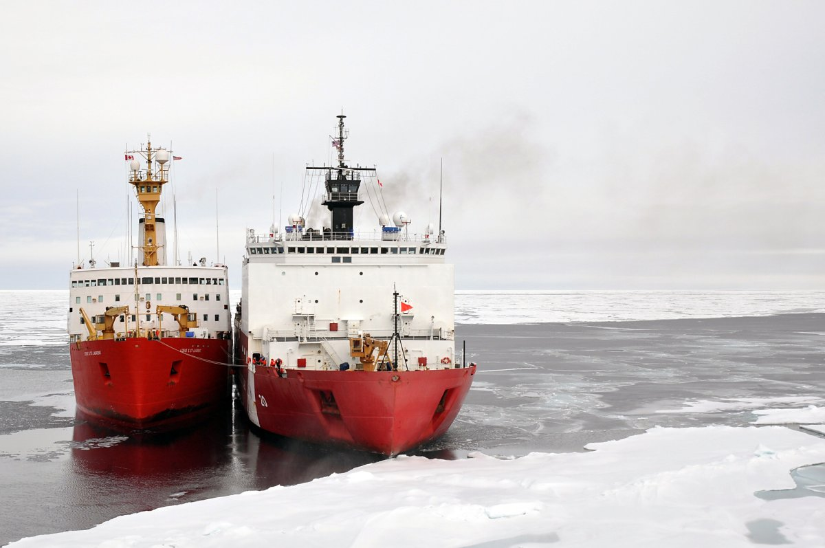 Report: Shipping Industry Hides From Paris Agreement Promo Image