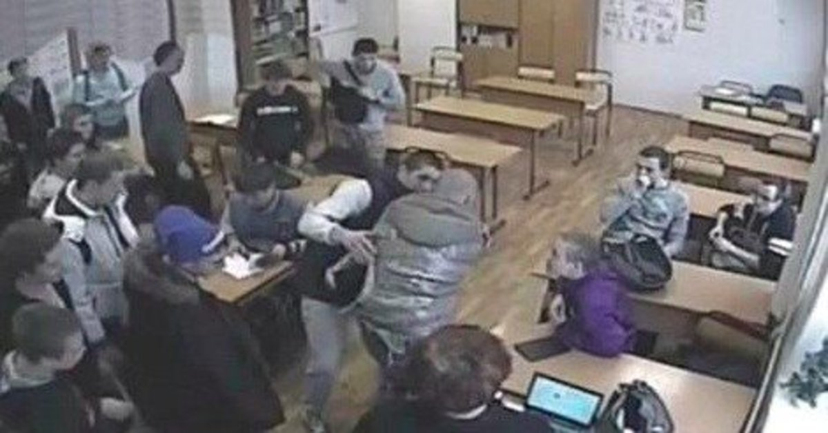 Teacher Sparks Outrage After People Discover What She Did As Student Was Killed In Class (Video) Promo Image