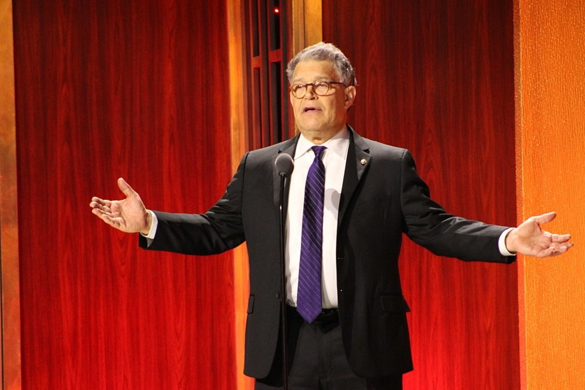 Al Franken Resigns Amid Sexual Misconduct Allegations (Video) Promo Image