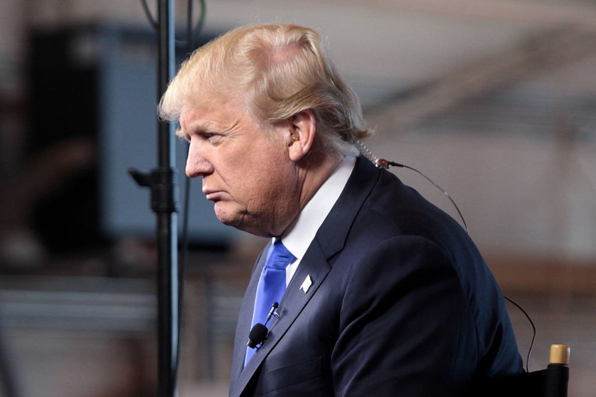 Former GOP Senator: Trump Has A Personality Disorder Promo Image
