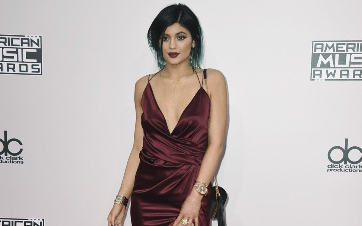 A Pregnant Kylie Jenner Posts Old Nude Photos Online (Photos) Promo Image