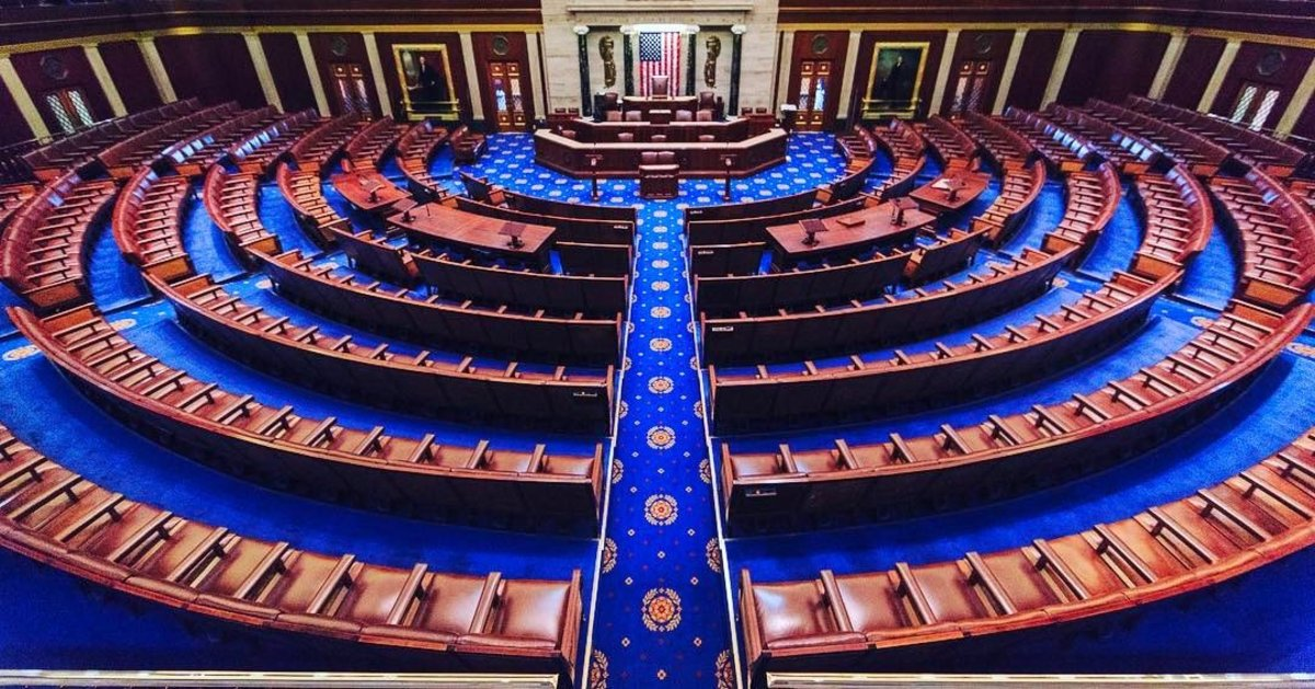 House Votes Against Impeaching Trump Promo Image