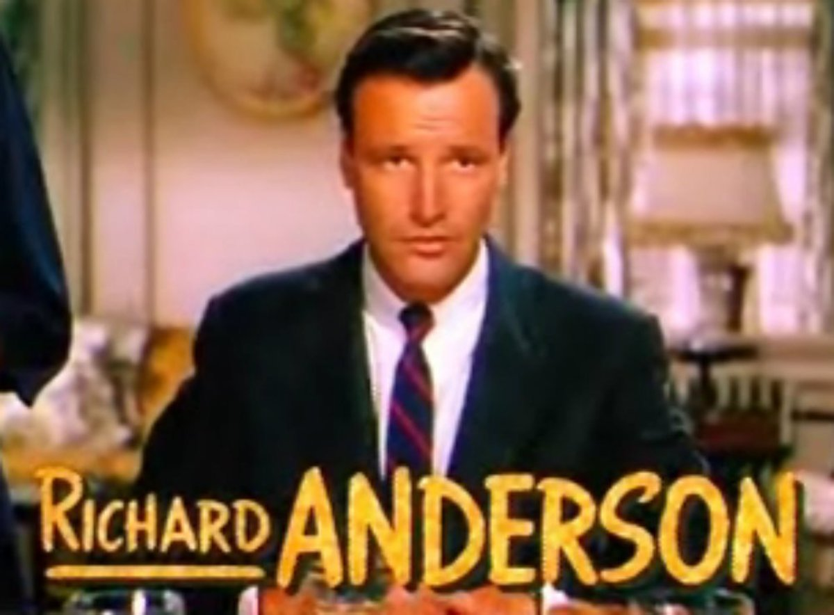 Character Actor Richard Anderson Has Died (Photos) Promo Image