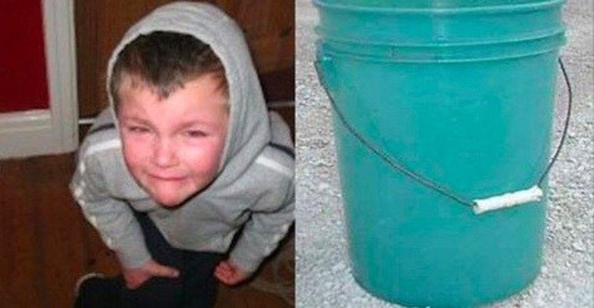 Dad Outraged After Discovering What Son Was Forced To Dunk His Head Into Promo Image