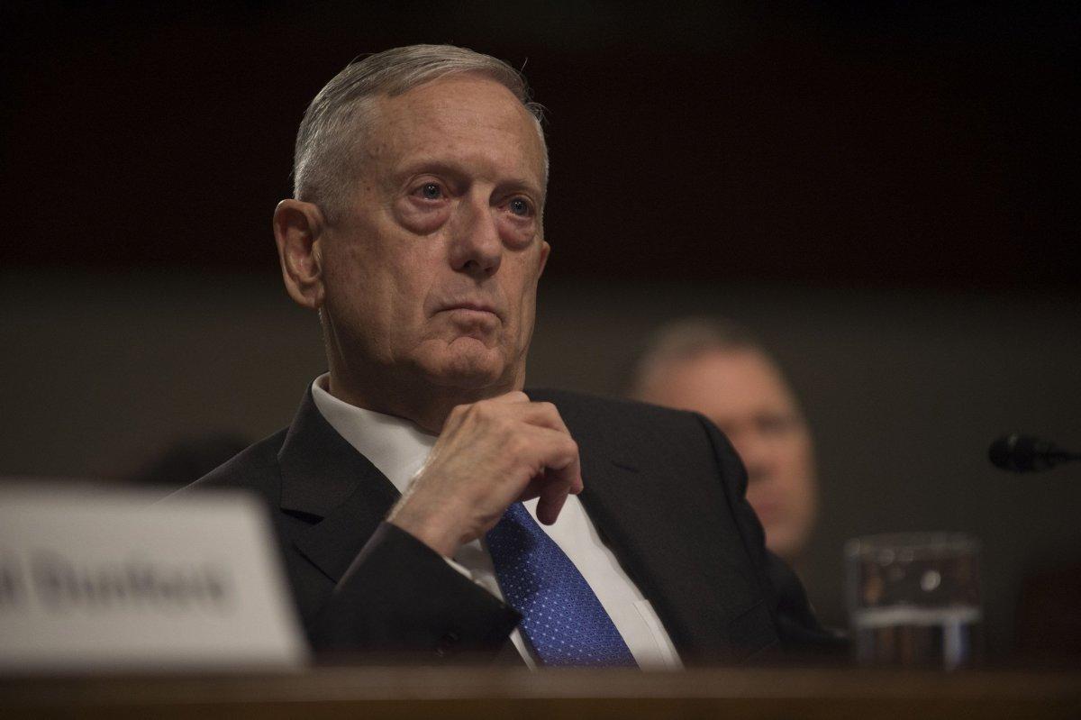 Mattis Announces Review Of Transgender Military Ban Promo Image