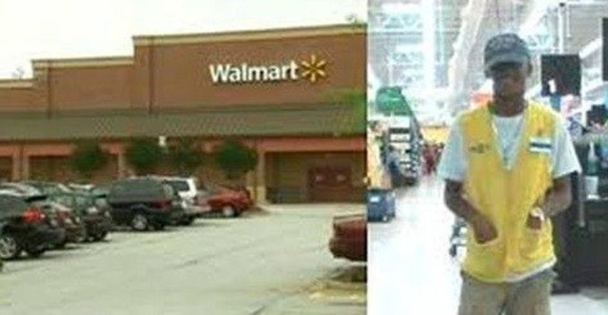 Teenage Walmart Employee's Secret Finally Emerges Promo Image