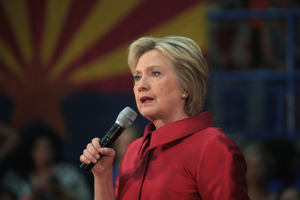 Hillary Clinton Reveals What She'll Be For Halloween Promo Image