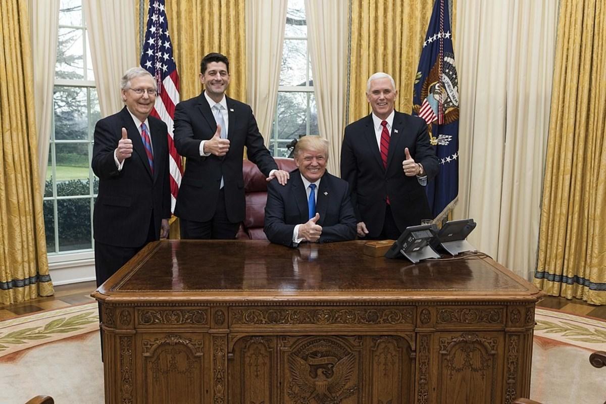 Trump Administration Preparing Cuts To Welfare Promo Image
