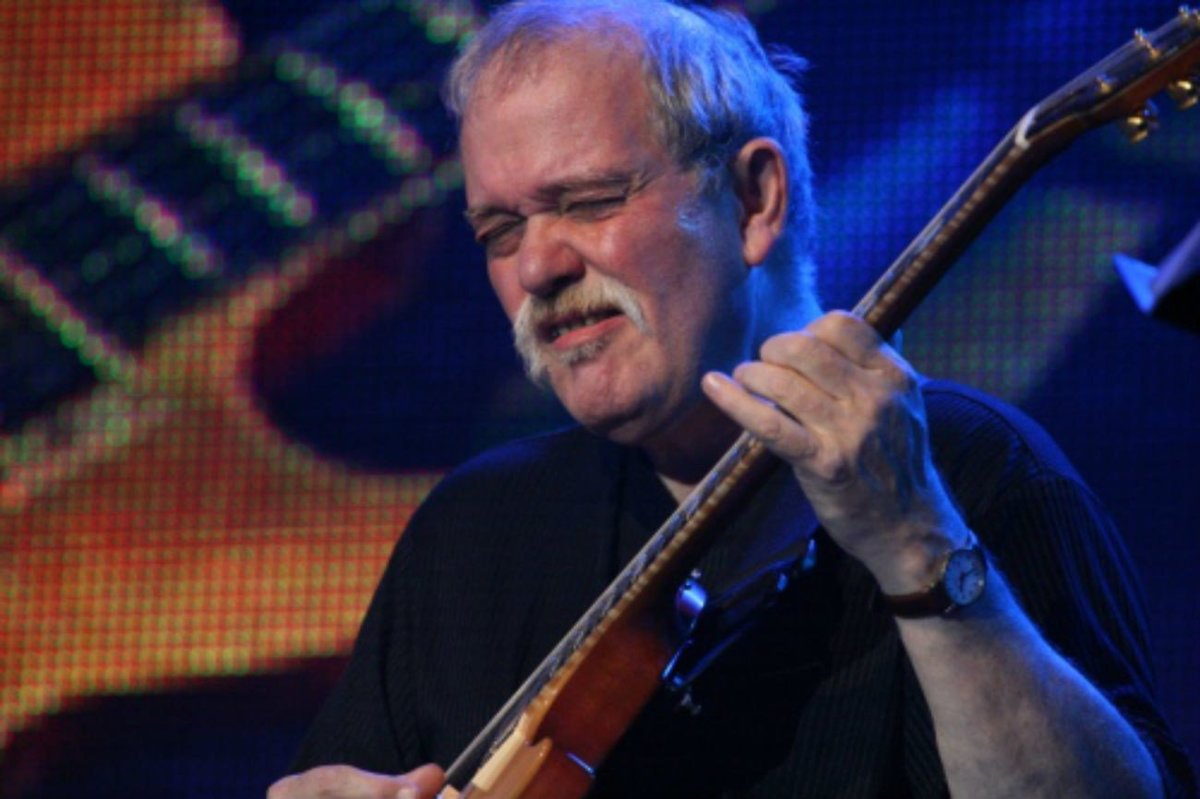 Jazz Guitarist John Abercrombie Dead At 72 (Photo) Promo Image