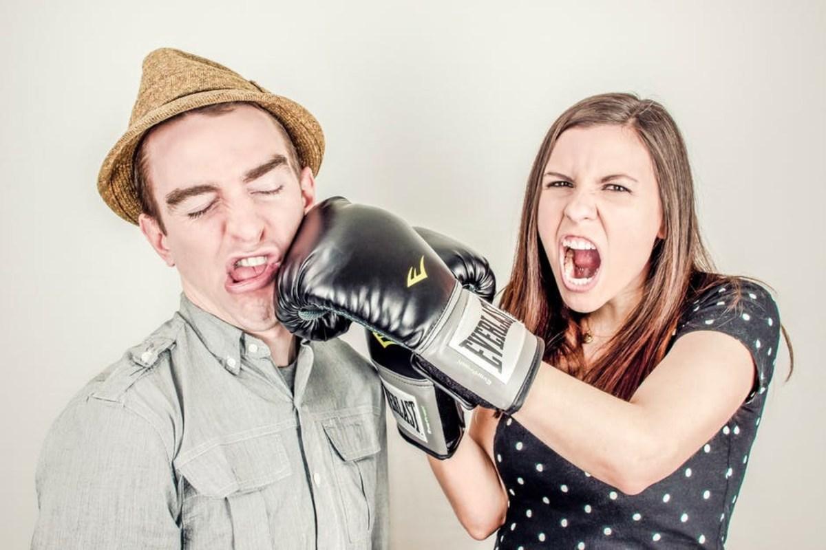 Woman Gets Her Revenge On Husband Promo Image