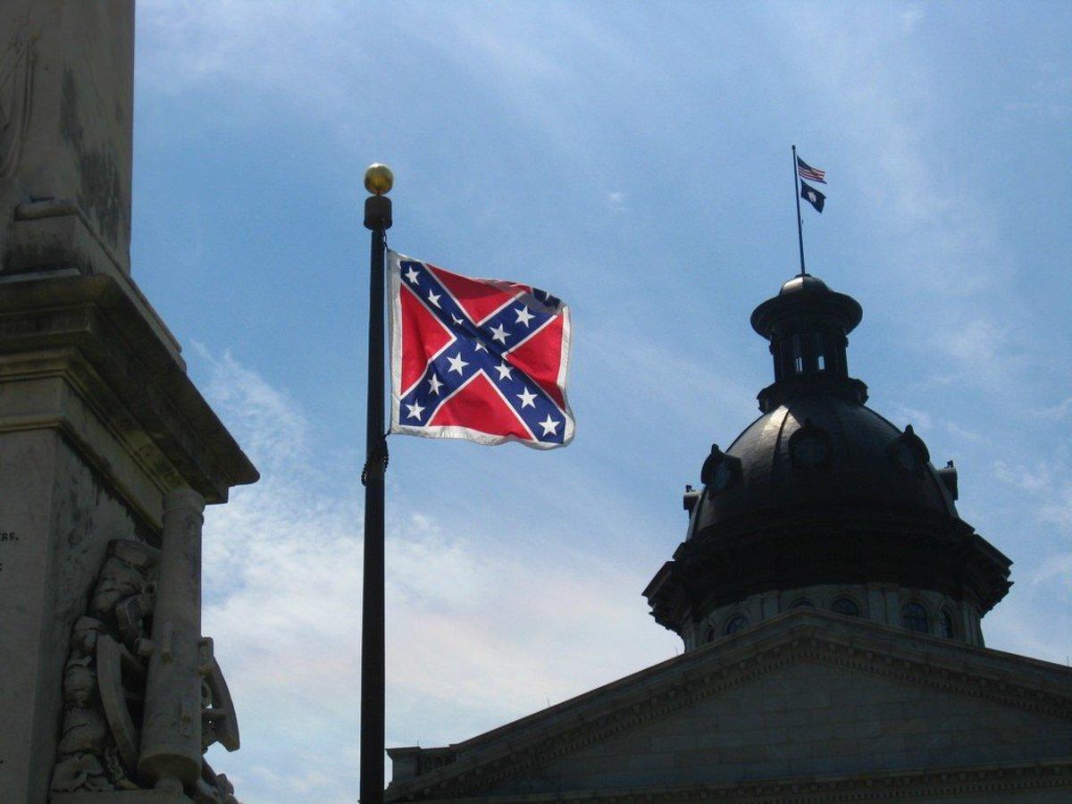 Confederate Flag Banned In Some North Carolina Schools Promo Image