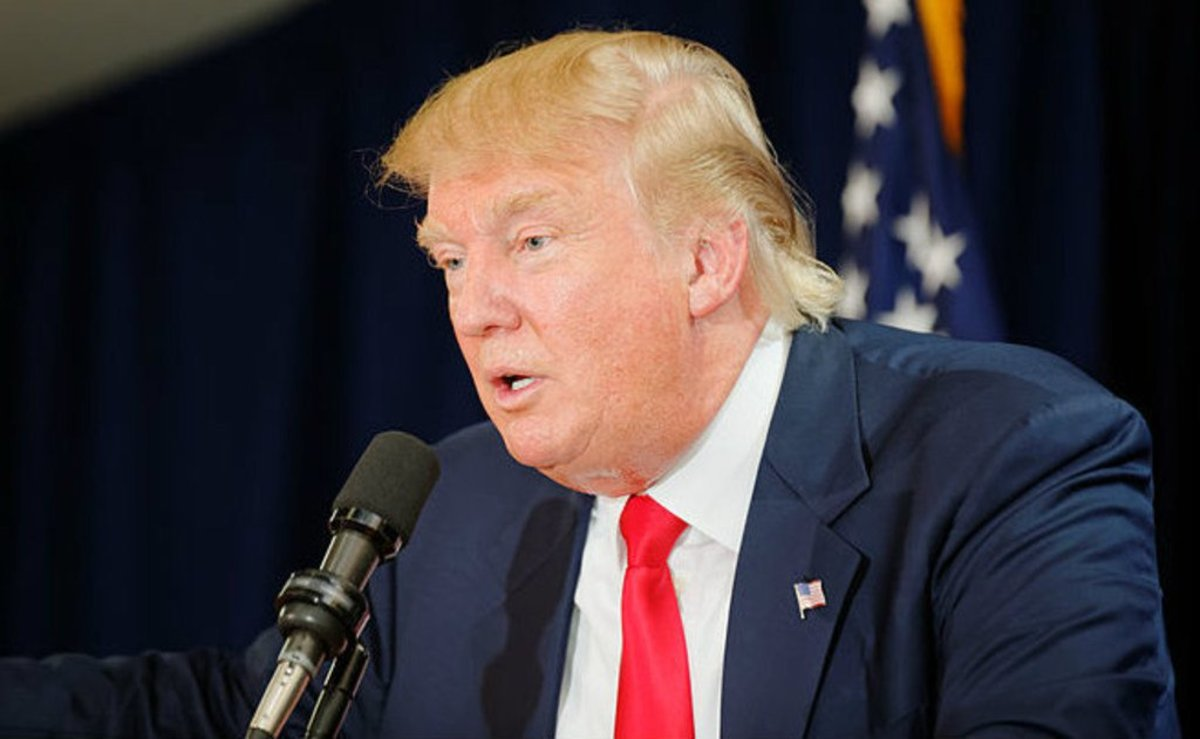Report: Trump To Cut Intelligence Funding Promo Image