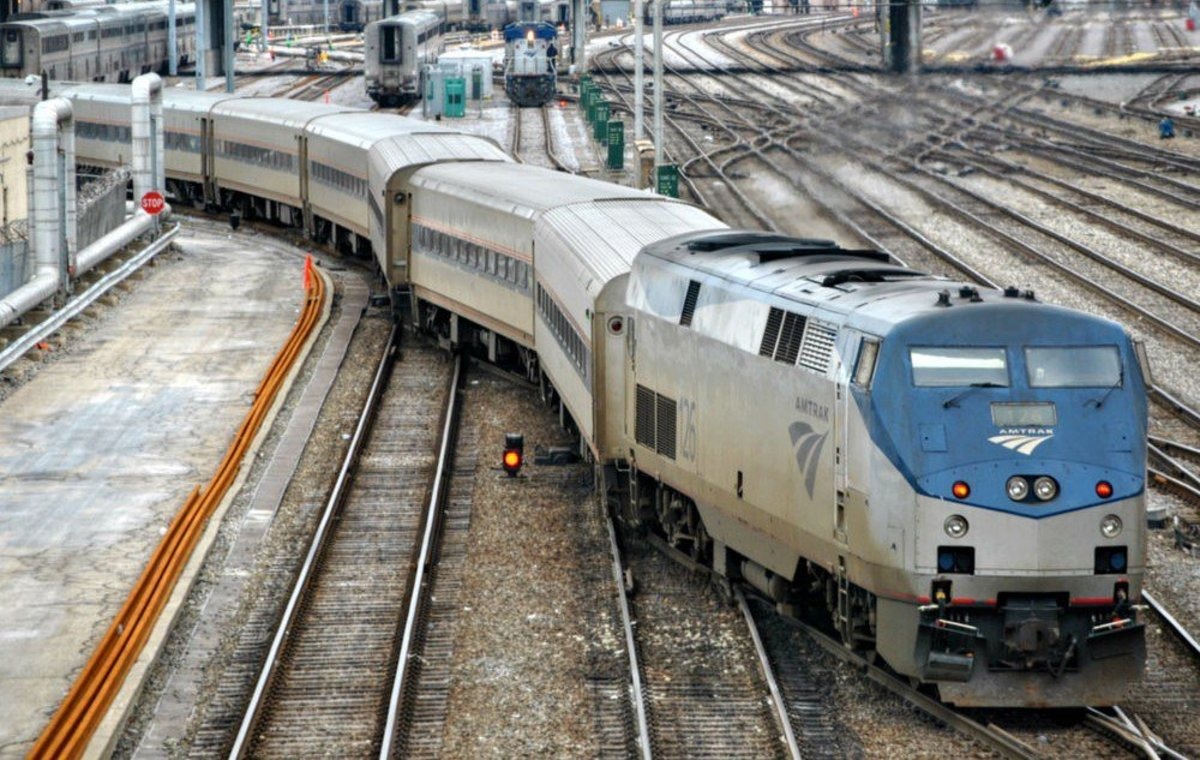 Amtrak Train Derails During Inaugural Trip To Seattle (Photos) Promo Image