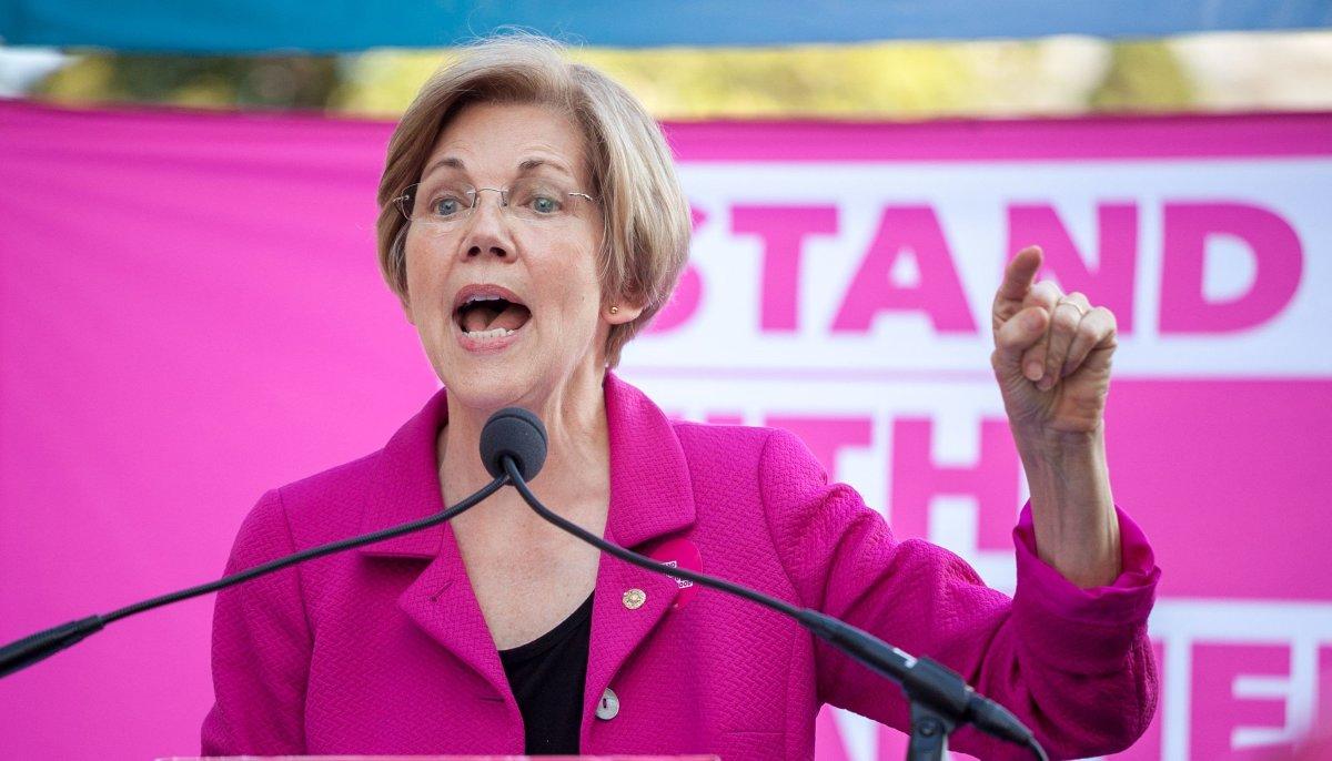 Warren's Fundraising Success Raises 2020 Speculation Promo Image