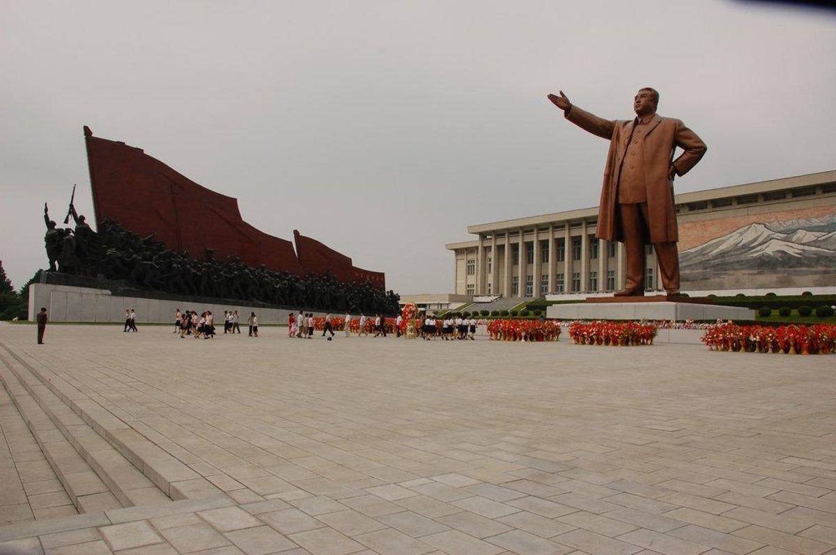 North Korea Accuses US Of War, Threatens Planes Promo Image
