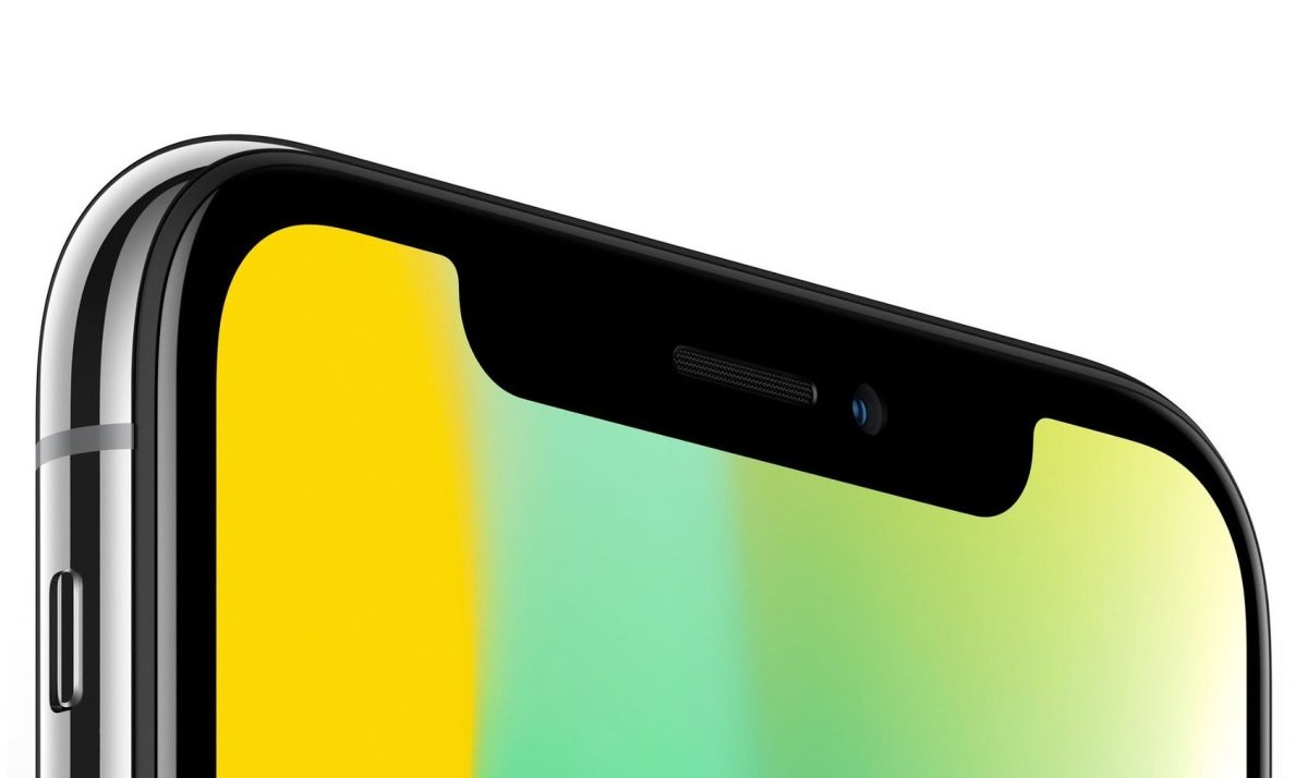 iPhone X Faces Criticism Over Durability, Face ID Promo Image