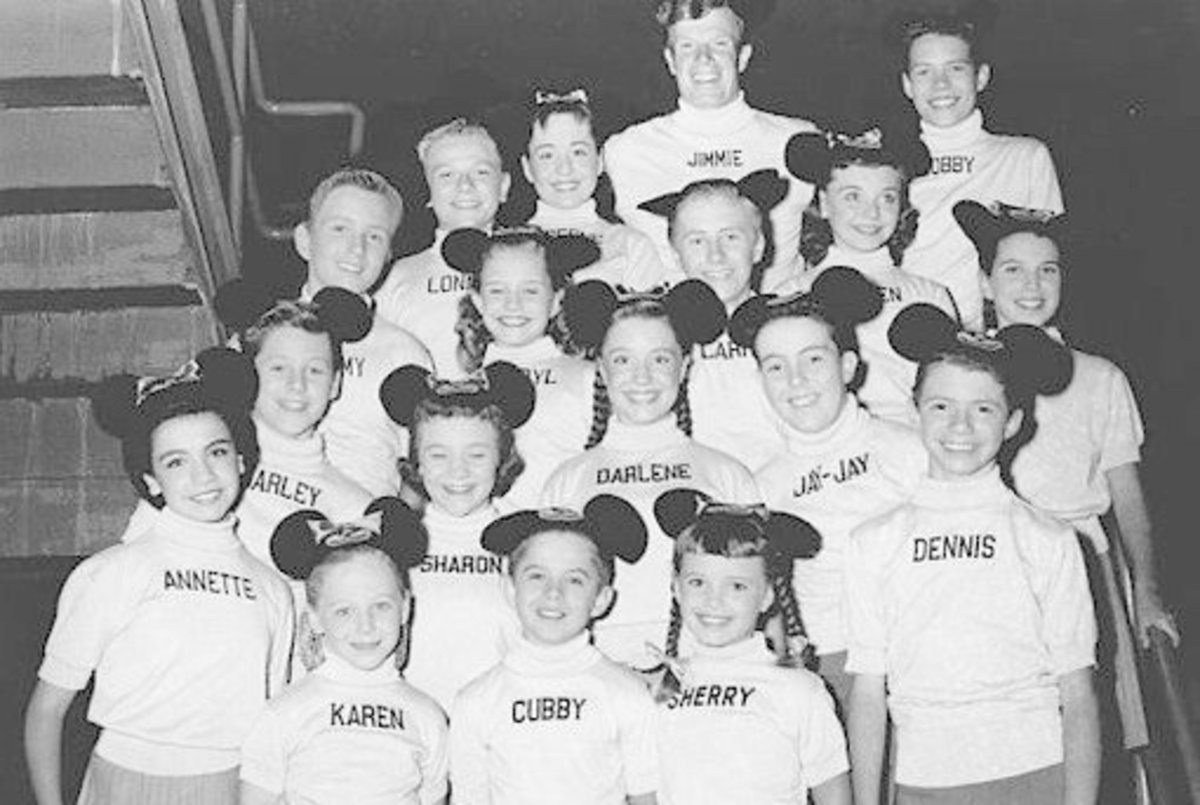 Original Mouseketeer Doreen Tracey Dead At 74 (Photos) Promo Image