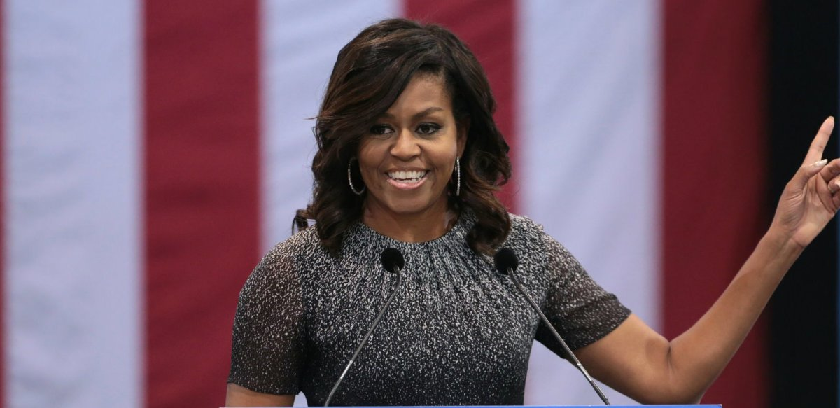 Michelle Obama: Women Protect Men, Making Them Entitled Promo Image