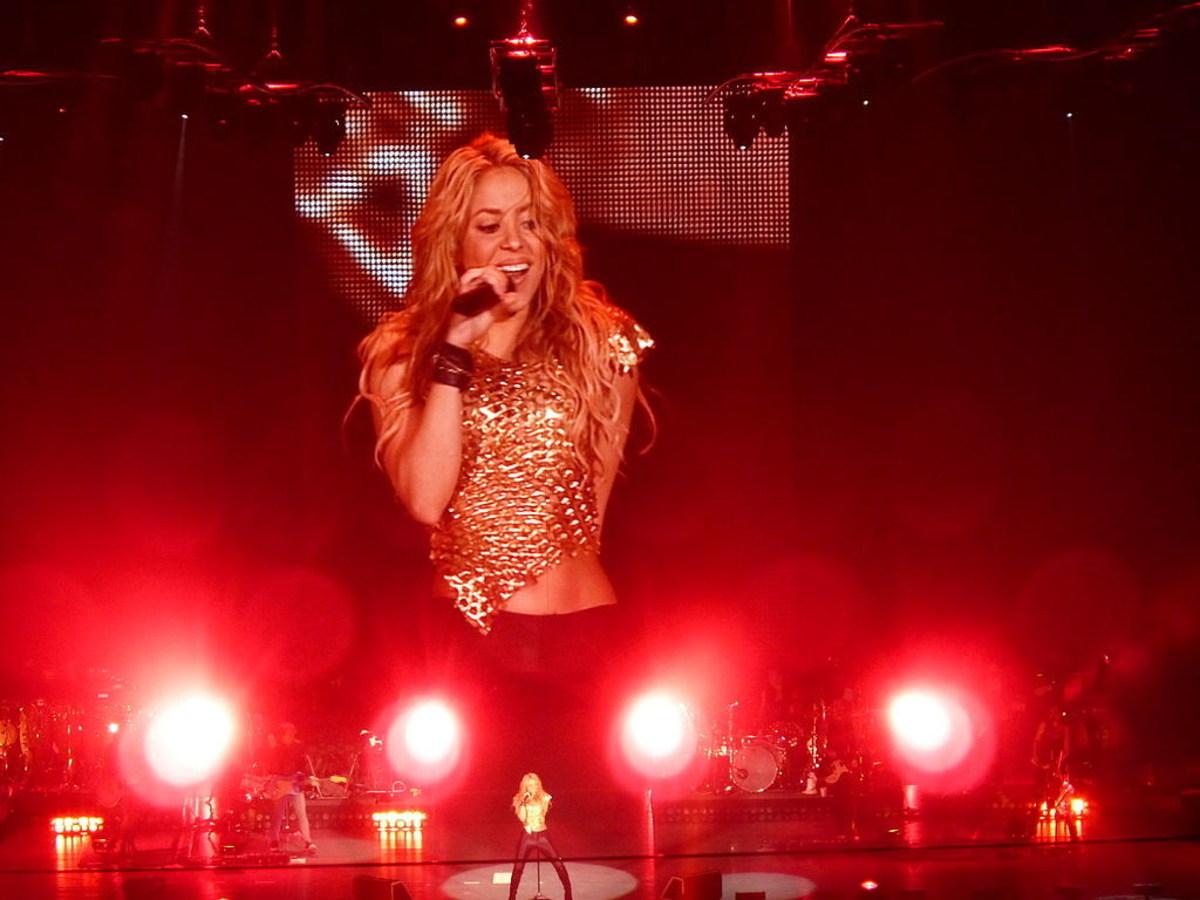 Shakira Postpones 2018 World Tour Promo Image