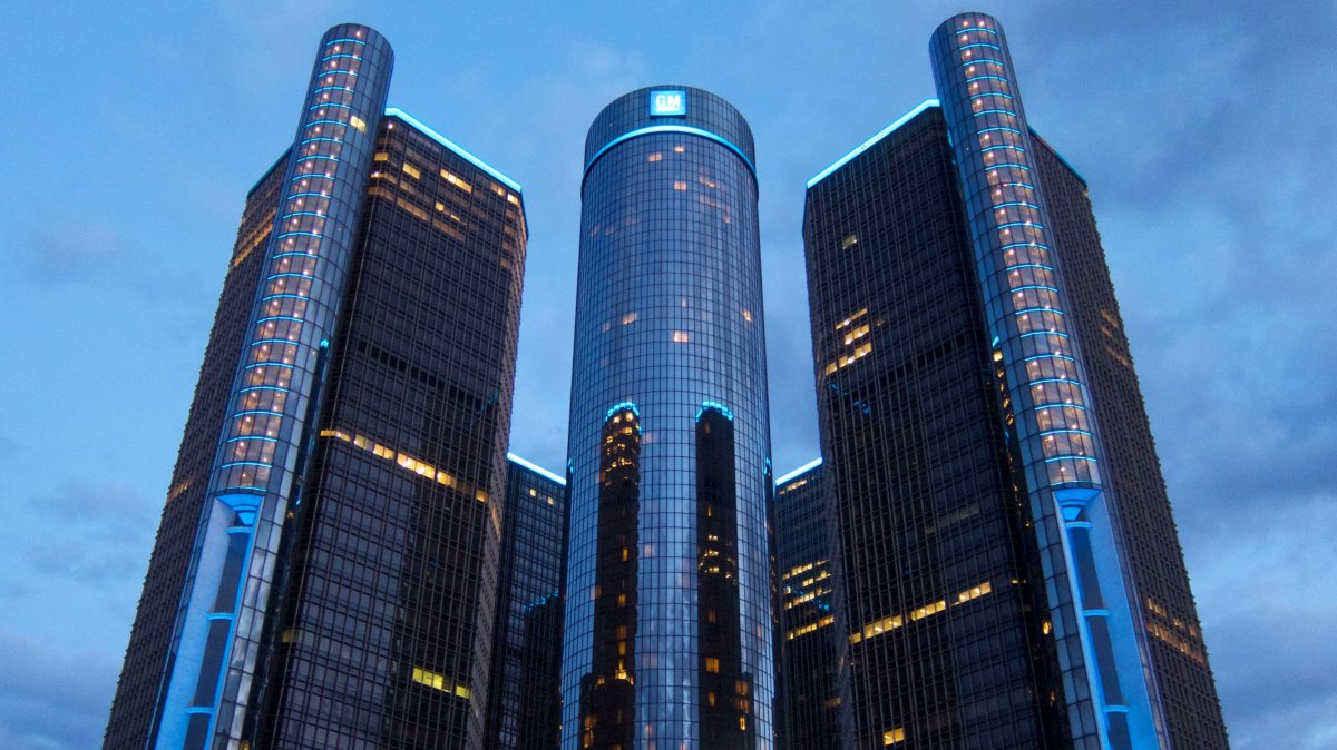 General Motors Is Going All Electric Promo Image