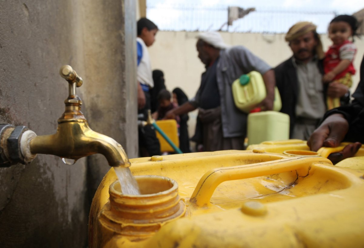 Borders Tighten As Yemeni Children Starve Promo Image